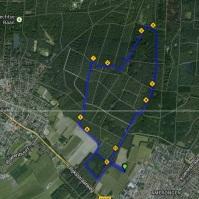 Route 10km